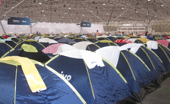 toalhas campus party 2012