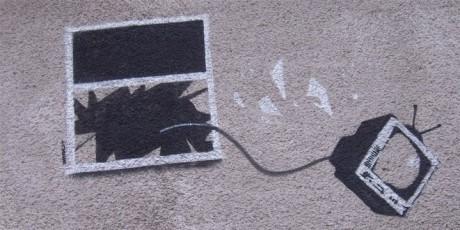 tv banksy