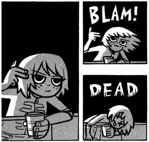blam dead