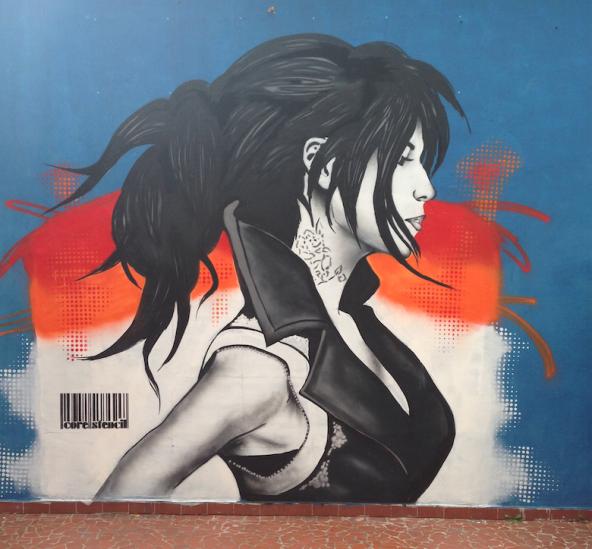 grafitti - zé caramujo