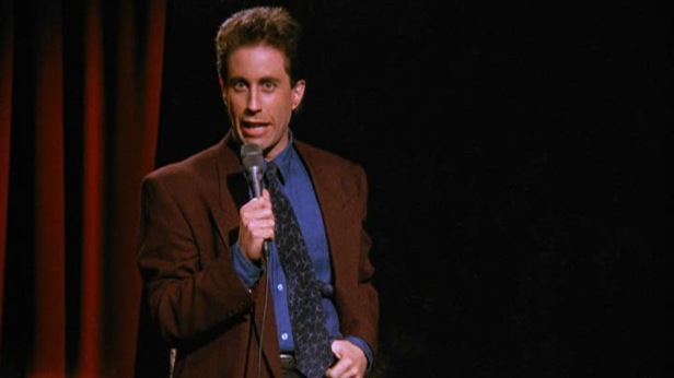 Seinfeld: um programa sobre o nada.