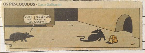 Charge de Caco Galhardo